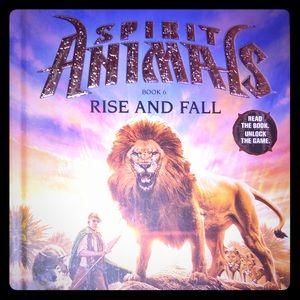 Spirit Animals Hardback Book 6 : Rise and Fall